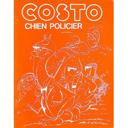 Bandes dessinées Costo chien policier
