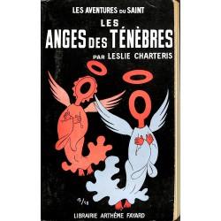 Littérature populaire Charteris (Leslie) - Les Anges des ténèbres.