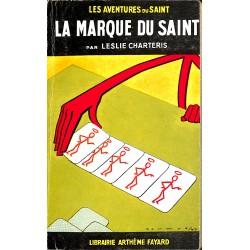 ABAO Littérature populaire Charteris (Leslie) - La Marque du Saint.