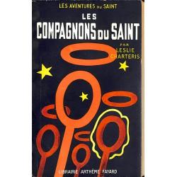 Littérature populaire Charteris (Leslie) - Les Compagnons du Saint.