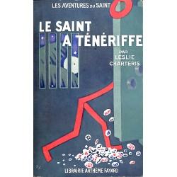 ABAO Littérature populaire Charteris (Leslie) - Le Saint à Ténériffe.