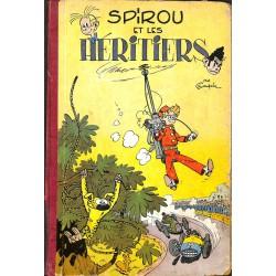 Bandes dessinées Spirou et Fantasio 04