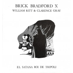 Bandes dessinées Brick Bradford (RTP) 10