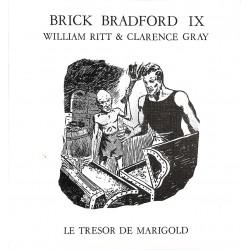 Bandes dessinées Brick Bradford (RTP) 09