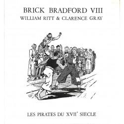 Bandes dessinées Brick Bradford (RTP) 08
