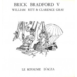 Bandes dessinées Brick Bradford (RTP) 05