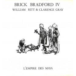 ABAO Bandes dessinées Brick Bradford (RTP) 04