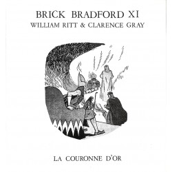 Bandes dessinées Brick Bradford (RTP) 11