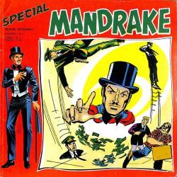 ABAO Bandes dessinées Mandrake (Mondes Mystérieux - Nouvelle série) 05