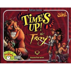 ABAO Bandes dessinées Tarquin - Time's up! de Troy.