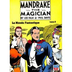 ABAO Bandes dessinées Mandrake (Glénat) 02