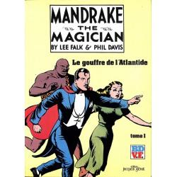 ABAO Bandes dessinées Mandrake (Glénat) 01
