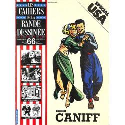 ABAO Bandes dessinées Les Cahiers de la bande dessinée 66