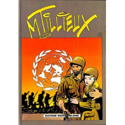 Bandes dessinées Tillieux, aventures réalistes 03