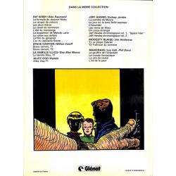 ABAO Bandes dessinées Steve Canyon (Glénat) 02