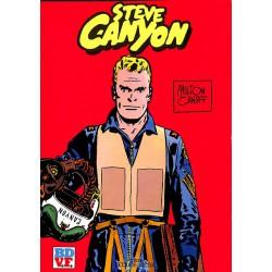 ABAO Bandes dessinées Steve Canyon (Glénat) 01