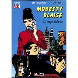 ABAO Bandes dessinées Modesty Blaise (Glénat) 01