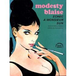 ABAO Bandes dessinées Modesty Blaise (Hachette)