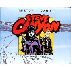 ABAO Bandes dessinées Steve Canyon (Glenat-Gilou) 03