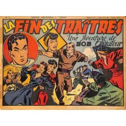 ABAO Bandes dessinées Bob l'Aviateur - La Fin des traîtres.