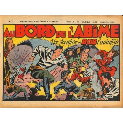 ABAO Bandes dessinées Bob l'Aviateur - Au bord de l'abîme.