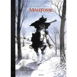 Bandes dessinées Malefosse 01 TT 999 ex. num. + Tiré à part signé