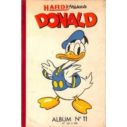 ABAO Bandes dessinées Donald Recueil semestriel n°11
