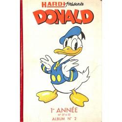 ABAO Bandes dessinées Donald Recueil semestriel n°02