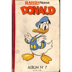 ABAO Bandes dessinées Donald Recueil semestriel n°07