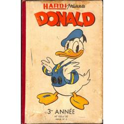 ABAO Bandes dessinées Donald Recueil semestriel n°05