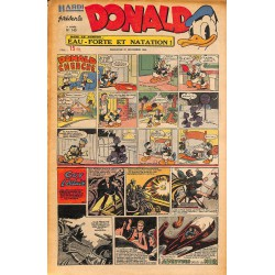 ABAO Bandes dessinées Donald 1949/11/27 n°140