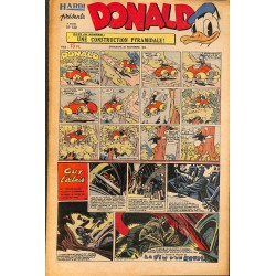 ABAO Bandes dessinées Donald 1949/11/20 n°139