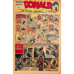 ABAO Bandes dessinées Donald 1949/11/13 n°138
