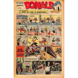 ABAO Bandes dessinées Donald 1949/11/6 n°137