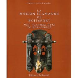 1900- [Watermael-Boitsfort] Lancelot (Thierry Louis) La Maison flamande de Boitsfort.