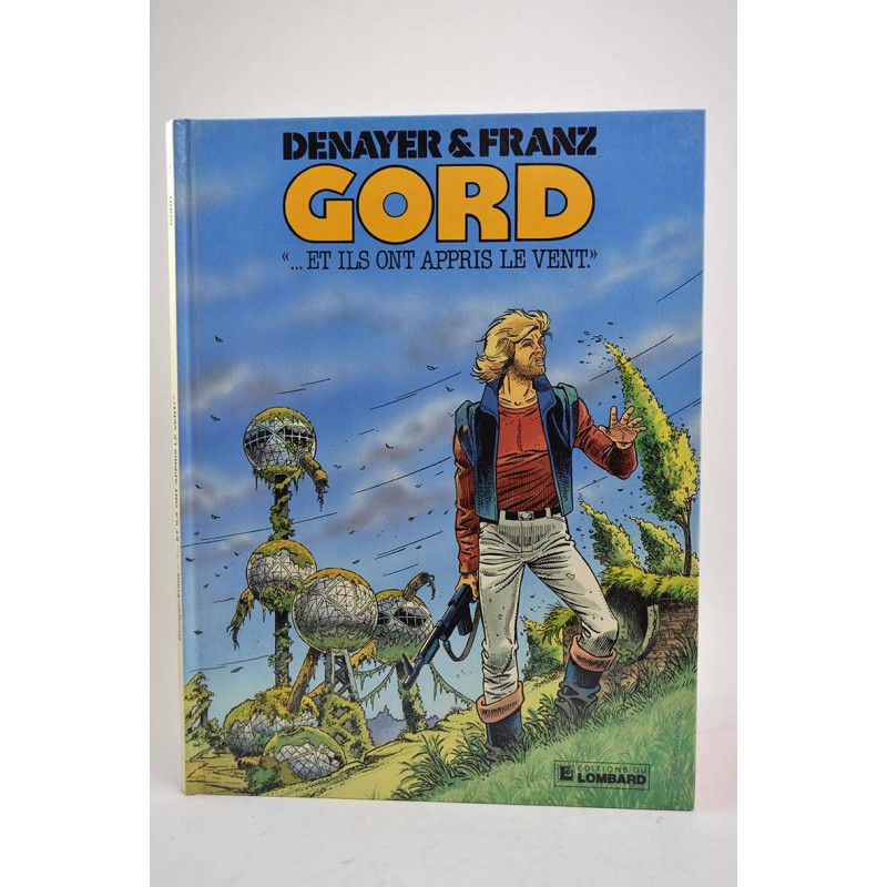 ABAO Bandes dessinées Gord 01