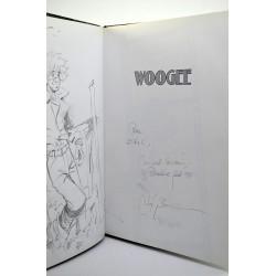 Bandes dessinées Woogee 04 + Dédicace + Jaquette TL