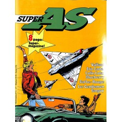 Bandes dessinées Super As 03