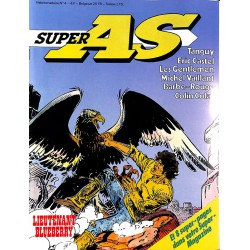 Bandes dessinées Super As 04