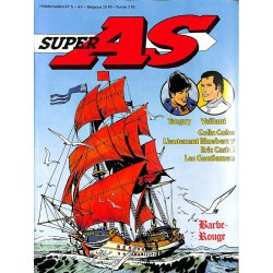 Bandes dessinées Super As 05