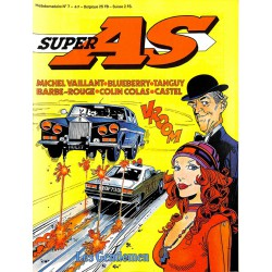 Bandes dessinées Super As 07