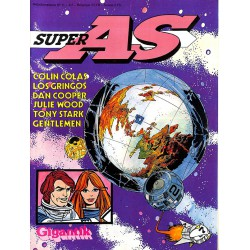 Bandes dessinées Super As 11