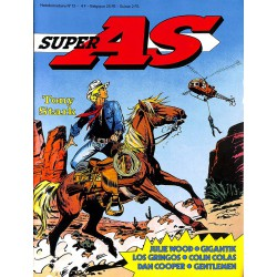 Bandes dessinées Super As 12