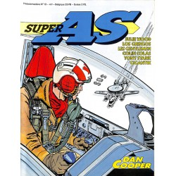 Bandes dessinées Super As 13