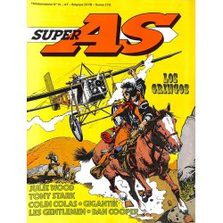Bandes dessinées Super As 14