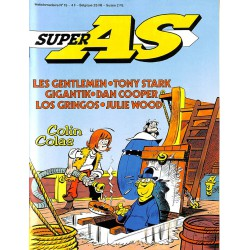 Bandes dessinées Super As 15