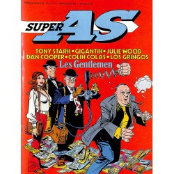Bandes dessinées Super As 16
