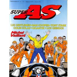 Bandes dessinées Super As 17