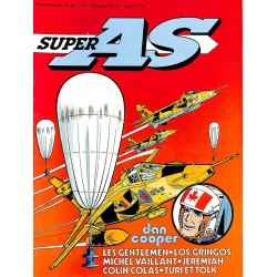 Bandes dessinées Super As 18