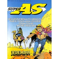 Bandes dessinées Super As 19
